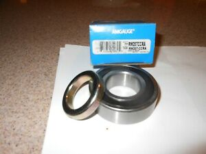 AMGAUGE RW207CCRA REAR WHEEL BEARING PLUS LOCK RING~~FREE SHIPPING