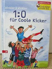 1:0 für coole Kicker - ungelesen, NEU !!