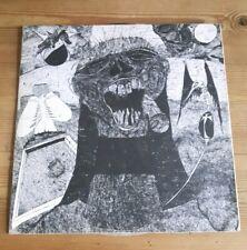 Rudimentary Peni Death Church UK Vinyl LP Corpus Christi CHRIST IT'S 6