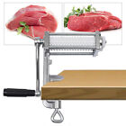 Manual Meat Tenderizer Cuber Steak Machine Flatten Beef Steak Pork Kitchen Tool