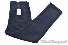 NICHE Solid Blue Mens Luxury Casual Chino Pants Trousers NWT - LARGE / 36