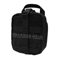 MOLLE PALS MOD Rip Away EMT Medic First Aid Tool Pouch BLACK (CONDOR MA41)