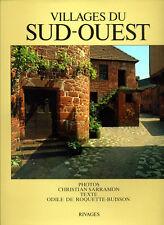 ROQUETTE-BUISSON, SARRAMON, VILLAGES DU SUD-OUEST