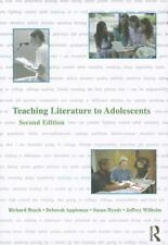 Teaching Literature to Adolescents by Richard Beach,...