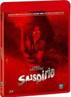 Suspiria (1977) ITALIAN IMPORT Blu-Ray - Blood Red Cover Art (COLLECTORS ED) NEW