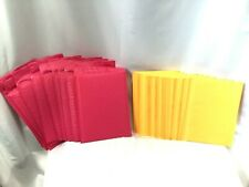 20 PC Variety Pack Pink Poly & Manilla Paper Bubble Mailer Envelopes Bag 9 x 6.5