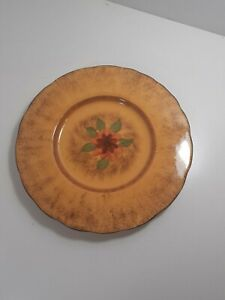 """Casa Cristina-Home Collection by CBK Tuscan Dinner plates. 10.75"""" vg used"""
