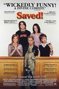 Saved (Double Sided Regular Style B) Original Movie Poster
