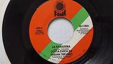 """COSTA CHICA de FABIAN TREVINO - La Panadera / Pobre Gorrion 7"""" CUMBIA RANCHERA"""