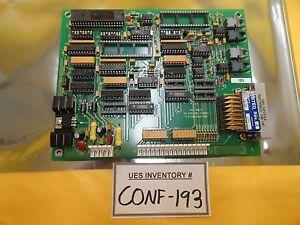 Varian E15001650 24 Digital Output PCB Rev. A E14001650 for Repair As-Is
