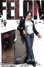FELON # 3<>TOP COW COMICS<>2002<>vf+