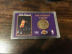 Kobe Bryant highland mint coin