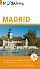 MERIAN live! Reiseführer Madrid von Andreas Drouve (2018, Taschenbuch)