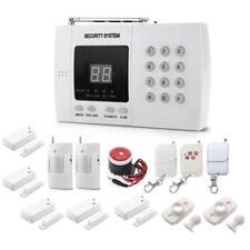 Wireless GSM Home Alarm Security Burglar Intruder System 433MHz Auto Dialer