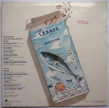 Beatles John Lennon Shaved Fish NMint Manufacturers Property Promo Vinyl LP 1975