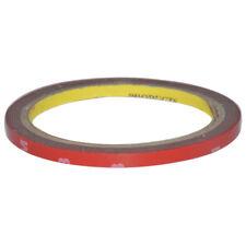 3m Car Acrylic Foam Double-sided Adhesive Glue Tape Roll 6/8/10/12/15/20mm Black