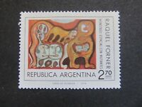 1975 - ARGENTINA - SPACE MONSTER - SCOTT 1056 A502 2,70P