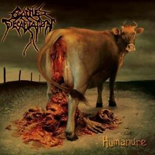 Humanure by Cattle Decapitation (Vinyl, May-2014, Metal Blade)