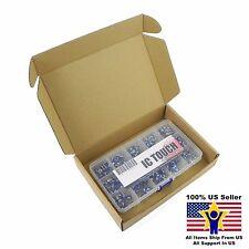 15value 150pcs Trimpot Variable Resistor 6mm Box Kit US Seller KITB0067
