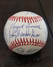 Incredible 16 No Hitter Pitchers Multi Signed Baseball With Sandy Koufax JSA COA