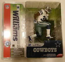 McFarlane Sportspicks NFL 10 ROY WILLIAMS action figure-Dallas Cowboys-NIB