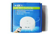 UFO Wireless Wifi RGB RGBW LED Strip Controller for iOS iPhone Android Phone New
