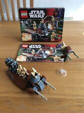 Lego Star Wars Set 7654 Droids Battle Pack 100% Complete Box And Instructions