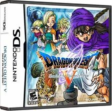 Dragon Quest V: Hand of the Heavenly Bride [Nintendo DS DSi, Adventure JRPG] NEW