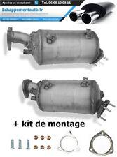 Filtres à particules Audi A4 B7 A6 C6 2.0/1.9 TDI 8K0254750HX 8E0254750HX