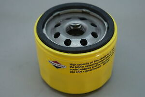 GENUINE BRIGGS & STRATTON PART # 696854 OIL FILTER EXTENDED LIFE