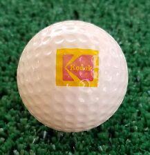 Vintage KODAK (1) LOGO GOLF BALL - Unbranded