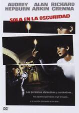 WAIT UNTIL DARK (1967) **Dvd R2** Audrey Hepburn