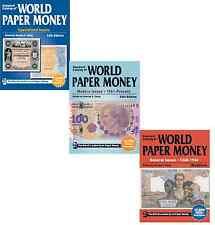 3 Standard Catalog of World Paper Money PDF (Banknotes)