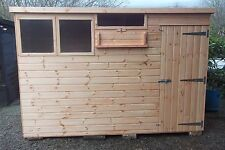 Custom Built Pigeon Loft. Cheshire, Manchester, Stockport. Free Del & Assy