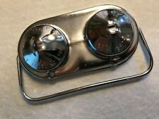 1968 - 1972 Chevrolet El Camino Chevelle Chrome Master Cylinder Cover CHT9100