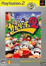 Used PS2  Ape Escape 2 SONY PLAYSTATION 2 JAPAN IMPORT