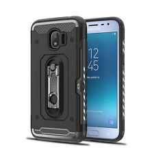 for iPhone 6 6s Heavy Duty Shockproof Protective Case Cover Card Holder Black