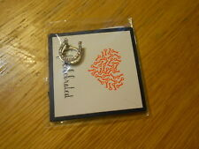 Horseshoe - Pave Silver Keep Collective Keys (new)