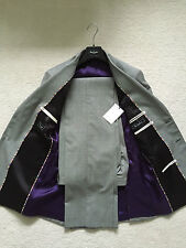 Paul Smith WESTBOURNE  Grey Hounds tooth Single Breasted LUXURY SUIT - 36 / 46