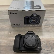 Canon EOS 5D Mark III Digital Camera With New Accessories
