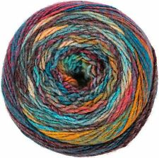 Red Heart Yarn Roll With It Melange-show Time -e890-0752