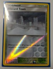 Pokemon Blizzard Town 187/23 - SM Unified Minds Reverse Holo NM/M, Pack Fresh