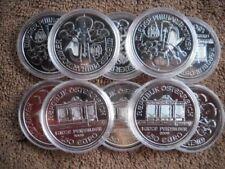 Münzen aus Edelmetallen Unzirkuliertem/Prägefrisch (UNZ/PRF)