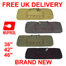 """NUPROL PMC Essential Soft RIFLE BAG 36"""" 42"""" 46"""" AIRSOFT CASE Weapon Field Gun"""
