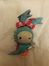 Tokidoki Hello Kitty Series 2 Blind Box Figure KAIJU Blue Dragon