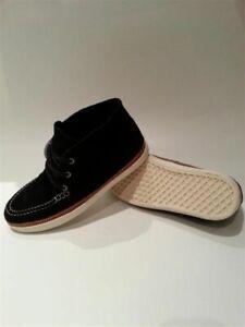 Vans Shoes Mesa Moc CA Suede Black USA SIZE Sneakers