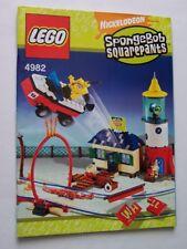 LEGO ® Recipe/instruction n. 4982
