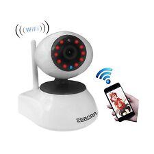 Zebora WiFi Wireless Network Ip Security Surveillance Video Camera System