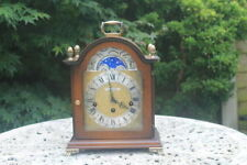 Vintage German Antique Mantel & Carriage Clocks with Chimes