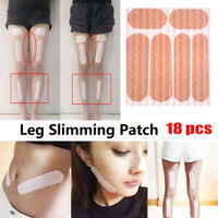 18pc Slim Patch for Leg Arm Slim Weight Loss Burn Anti Fat Cellulite Sticker